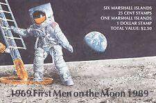 bl. 45** Grenadines Of St 20 Jahre Erste Mondlandung Vincent Nr 663**