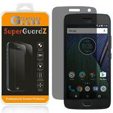 2X Privacy Anti-Spy Tempered Glass Screen Protector For Motorola Moto G5 Plus