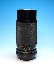 Soligor 80-200mm 1 4.5 für Canon FD Objectfif Objetivo Objektiv Lens - (6094)