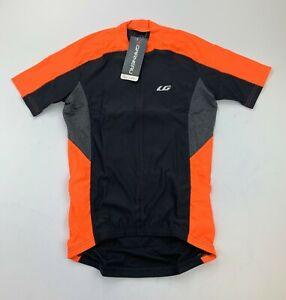 Louis Garneau Mistral Vent Jersey Men's XS Orange / Grey New