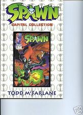Signed US Modern Age Spawn Comics