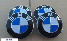 4X NEU BMW 68mm NABENKAPPEN NABENDECKEL FELGENDECKEL RADNABENDECKEL 36136783536
