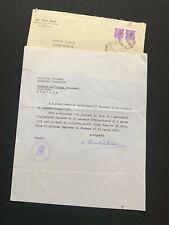 DOMENICO VACCHIANO (†2001) Bischof Italien signed signiertes Konvolut 1972