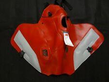 Bagster - Cover serbatoio in pelle Suzuki DR 650 RSE Rosso grigio