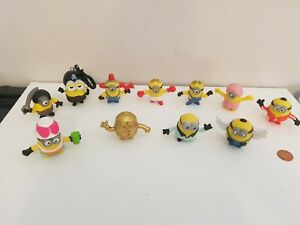 Despicable Me Minion Figure Set Lot x 11, See Others & Combine Postage,Minions