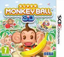 3DS Super Monkey Ball 3D