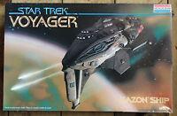 STAR TREK VOYAGER : KAZON SHIP MODEL KIT MADE BY MONOGRAM IN 1995