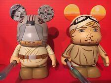 Disney Star Wars Vinylmation Eachez - Luke Skywalker - Variant