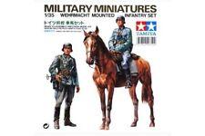 Tamiya 35053 1/35 Wehrmacht Mounted Infantry Set
