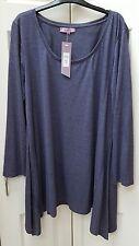 BNWT Purple Dress/Tunic size 20