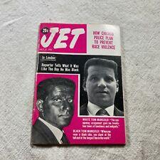 JET Magazine July 27 1961 White Tom Mangold Chicago Police