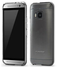 PUREGEAR CLEAR SLIM SHELL CASE HARD TRANSPARENT COVER FOR HTC ONE M9