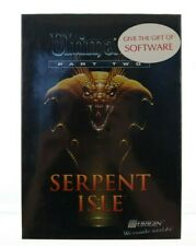 Ultima VII Black Gate Forge of Virtue Serpent Isle Silver Seed PC NIP Sealed