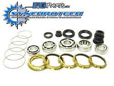 Synchrotech Carbon Basic Rebuild Kit Fits 1993-1996 Honda Prelude Si H23 Trans