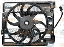 BEHR HELLA SERVICE Lüfter Klimakondensator 8EW 351 040-111 für BMW 396mm 3-polig