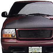 MiniMotion Hood Bra: 2001-04 Fits FORD EXPLORER SPORT 2DR & SPORT TRAC (Black...