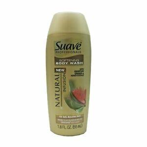 Lot 3 Suave Professionals Softening Body Wash Shower Gel Origins Awapuhi Ginger