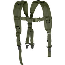 VIPER TACTICAL ARMY LOCKING HARNESS PADDED HUNTING WEBBING GEAR SUSPENDER GREEN