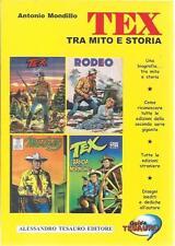 LE GUIDE TESAURO TEX TRA MITO E STORIA