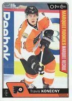 2016-17 O-Pee-Chee Hockey #692 Travis Konecny RC Philadelphia Flyers