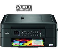 NEW Brother MFC-J480DW Multifunction Inkjet, Copy, Scan Fax Printer - Black