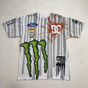 Ken Block's Gymkhana Three Project DC Racing T-Shirt - Size Medium