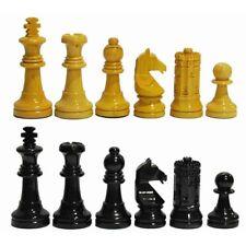 Piezas de ajedrez de madera Sevilla 87