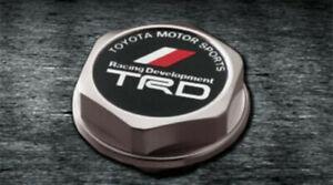 Scion tC 2005 - 2015 TRD Oil Cap Forged Aluminum - OEM NEW!