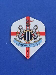 Rare Newcastle United F.C Special Edition Dart Flights
