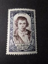 FRANCE 1950, timbre 868, J-L. DAVID, CELEBRITY, neuf**, VF MNH STAMP