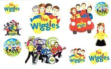 Stickers - The Wiggles - Assorted (All 1)