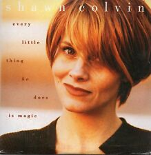 CD Single Shawn COLVINEvery Little Thing He Does Is Magic 2-track CARD SLEEVE +