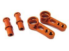 CSO Alu Steering Arm Set For Xray T4 2013 (4pcs) (XT-4008)