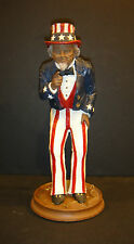 Vintage Cairn Studios Uncle Sam #29 By Thomas F Clark - Perfect For July 4Th!