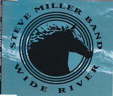 MAXI CD STEVE MILLER BAND 3 TITRES DE 1993 WIDE RIVER