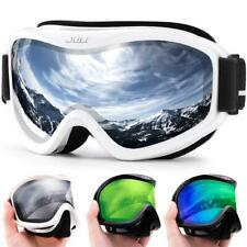 New Professional Ski Goggles Double Layers Lens Anti-fog Uv400 Ski snow goggles