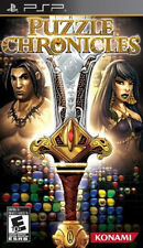 Puzzle Chronicles PSP New Sony PSP