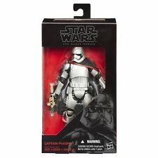 "MISB STAR WARS BLACK SERIES 6"" CAPTAIN PHASMA #6 AUSSIE SELLER IN HAND"