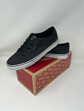 New listing NEW with box Vans Men's BRIGATA Skateboarding Sneakers Casual Shoes Black US 10