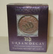 Urban Decay  Moondust Single  Eyeshadow Solstice Full Size in Box