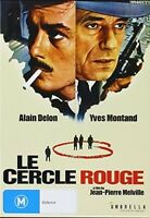 Le Cercle Rouge (The Red Circle) [New DVD] Australia - Import, NTSC Re