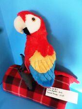 Wild Republic Scarlet Macaw 2014 beanbag plush(310-3076-1)