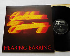 GOLDEN EARRING Hearing Earring UK LP TRACK Record 2406 109 Braille (1973)NMINT