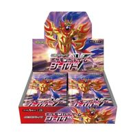 Pokemon Pokemon Card Game Sword and Shield Expansion Pack 'Shield' 30Pack BOX