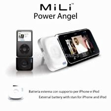 Battery external Power Angel Li-Pol 1200 mAh white IPHONE 3G , 3GS MILI