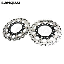 Top Motor High quanlity Stainles Steel Brake Rotors for YAMAHA YZF1000 R1 07-13