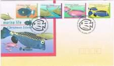 Christmas Island 1996 FDC 417-420 - Vissen / Fish