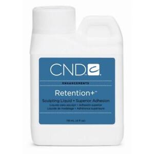 CND Retention+ Sculpting Liquid 4oz/114mL Superior Adhesion No Primer Required