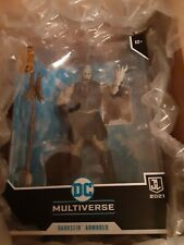 Mcfarlane DC Multiverse Darkseid Armored  Gold Label Target Exclusive SDCC NEW