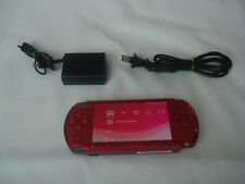 Sony PSP 3000 Radiant Red Handheld Console